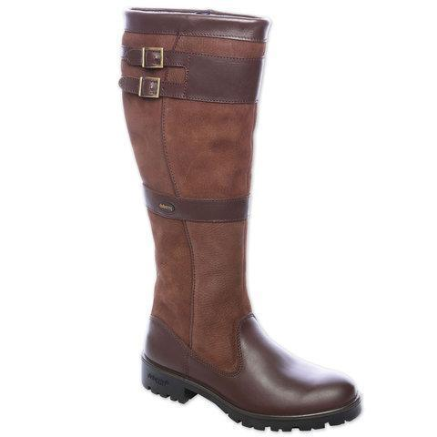 Low Heel Belt Buckle Riding Boots Plus Size Split Joint Boots