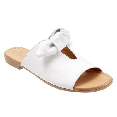 Flat Heel Bow Sandals
