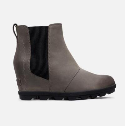 Women's Vintage Style Wedge Boots