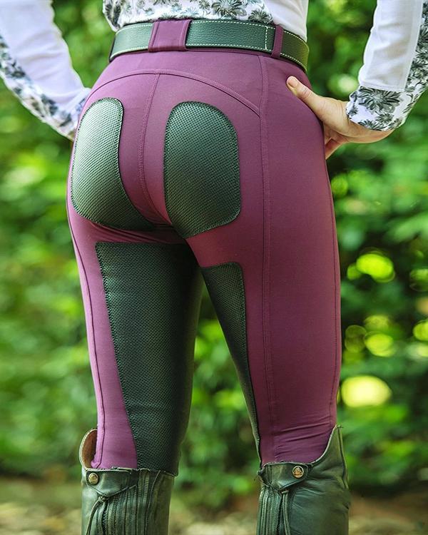 Stretch Breech slacks Riding Slack Pant