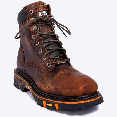 Men's Decimator Puncture Resisting Work Boots - Nano Composite Toe