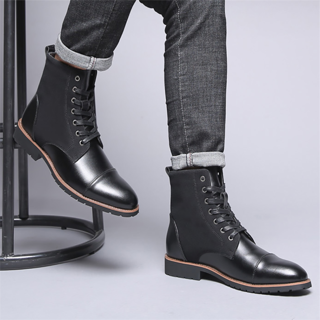 Men's casual and comfortable Martin Men Boots
