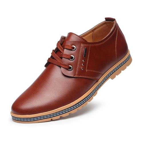 Men's Lace Up Fashion Casual Soft Derby Shoes