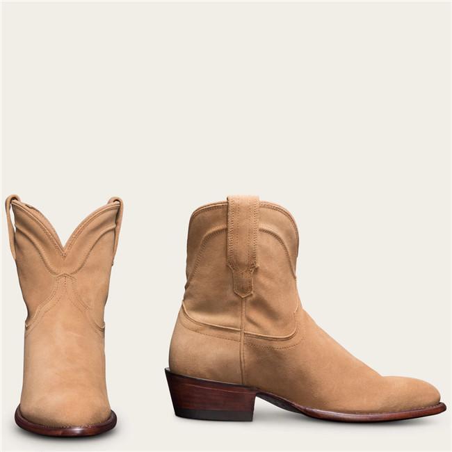 Women's Versatile Handmade Western Bootie