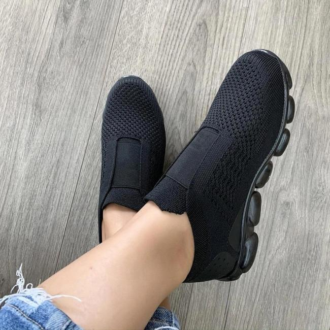 Womens Fashion Breathable Slip on Sneakers