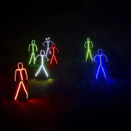 3M LED Stick Figure Kit