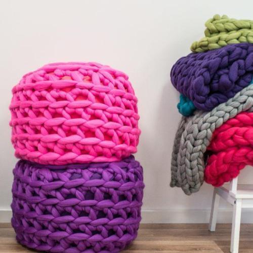 Merino Wool Knitting Yarn