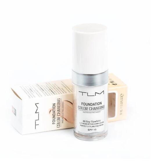 TLM Colour Changing Foundation SPF  30ml