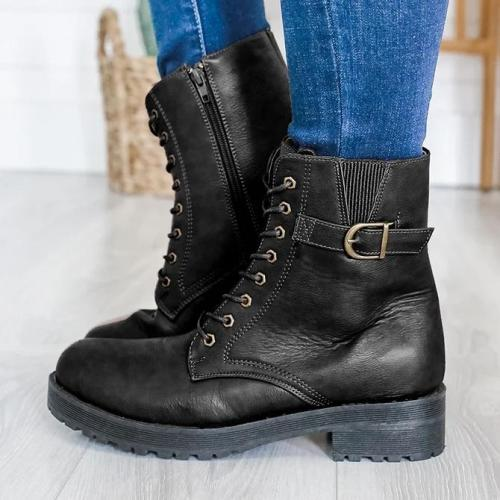 Party & Evening Buckle Boots