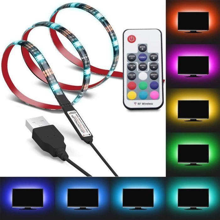 RGB LED Strip Decor Lights
