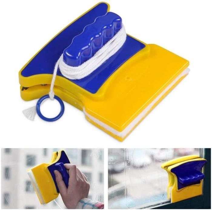 Magnetic Glass Cleaner Brush