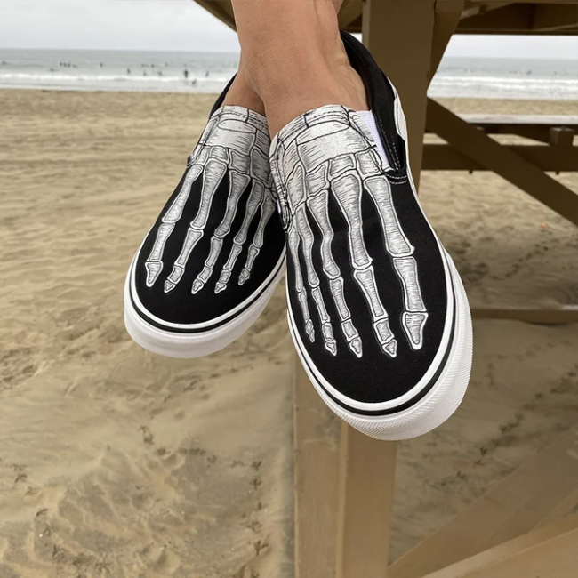 Halloween Canvas All Seasons Loafers