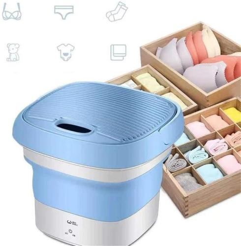 Mini Foldable Washing Machine