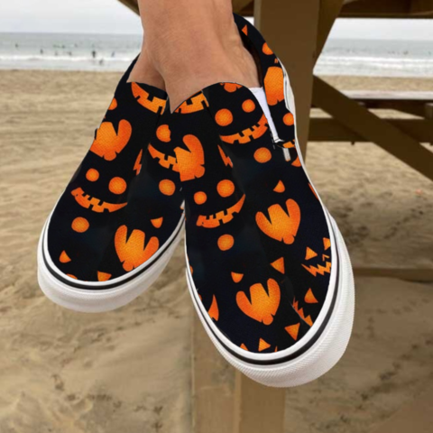 Canvas Seaside Sneakers