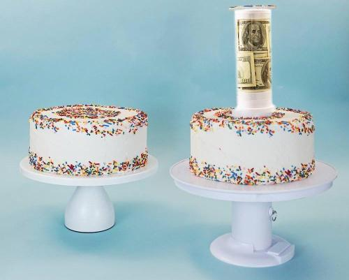 Popping Cake Stand