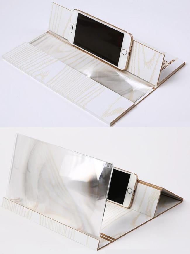Fashion 3D Phone Screen Amplifier