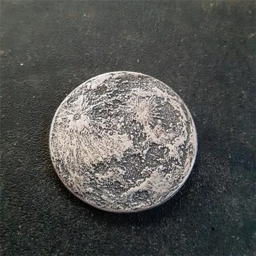 Full Moon Coin