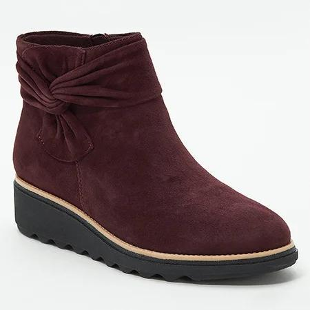 Cotton Zipper Boots