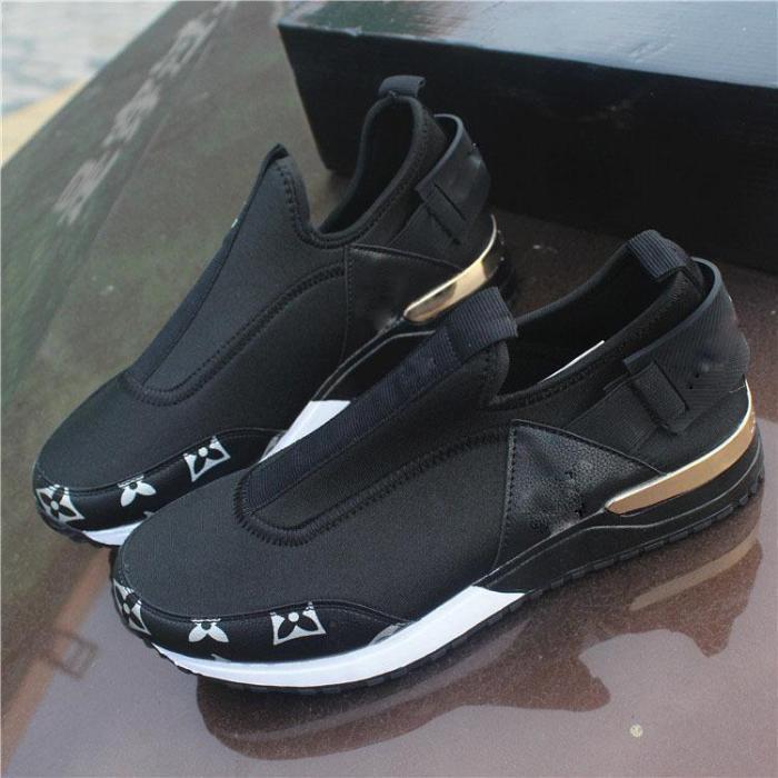 Breathable Vintage Comfy Sneaker Shoes