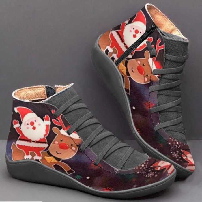 >>Christmas Gift | Soft Bottom Boots