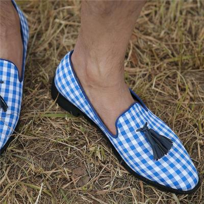 Men's Casual Lazy Slip-on Driving Shoes