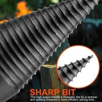Hex Shank Firewood Drill Bit