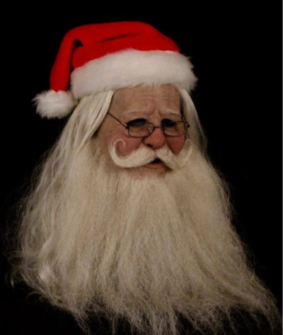 Santa Mask