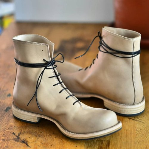 Men's Cowboy Ankle Boots