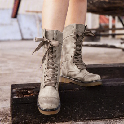 Flat Winter Daily Ankle Boot