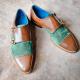Fashion New Men's Patchwork Shoes