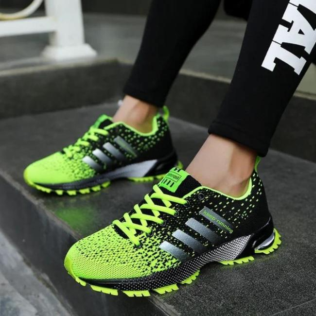 Flat Heel All Season Sneakers