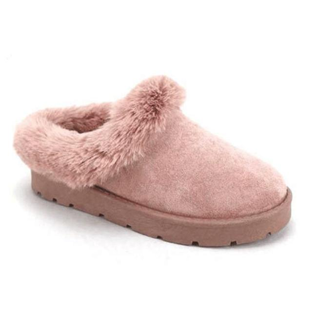 Winter  Fur Comfy Sole Boots
