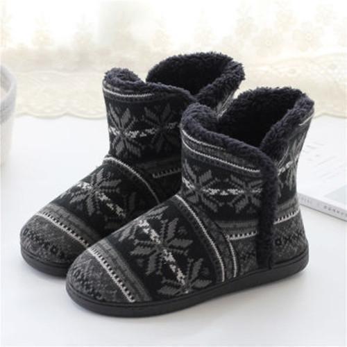 Winter Cotton Boots