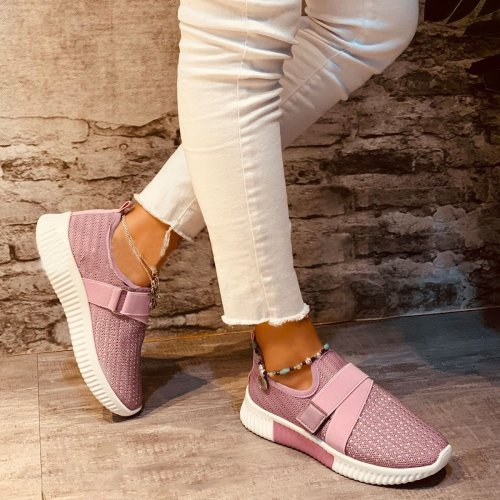 Flying Woven Drill Daily Sneakers