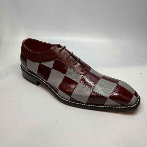 New Fashion Men Top Quality Pu Leather Slip-on Shoes