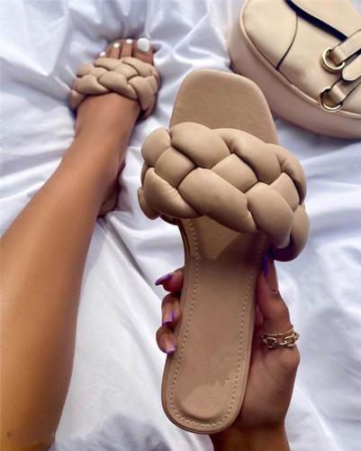 Summer New Women's Shoes Flat Sandals