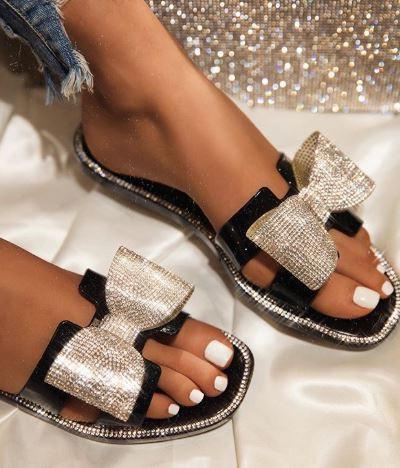 In The Sand Sparkle Sandals