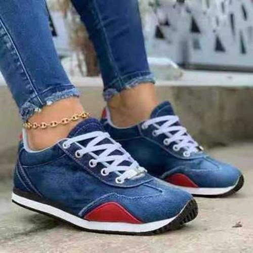 Hot Lacing Sport Shoes
