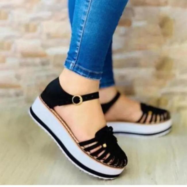 Lady Cute Design Beautiful Flat Shoe