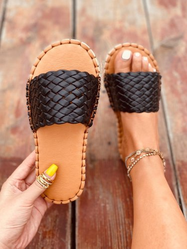 Open-Toe StrapRagine Sandals