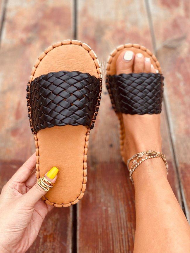 Open-Toe StrapRagine Sandals