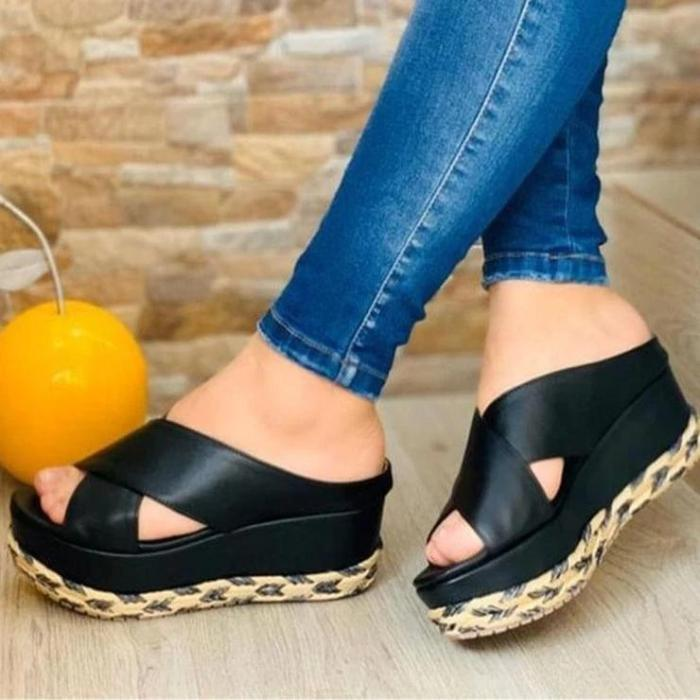 Women's Fashionable And Comfortable Slippers