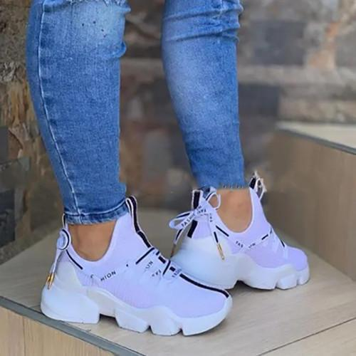 Women Casual Breathable Stylish Sport Shoes
