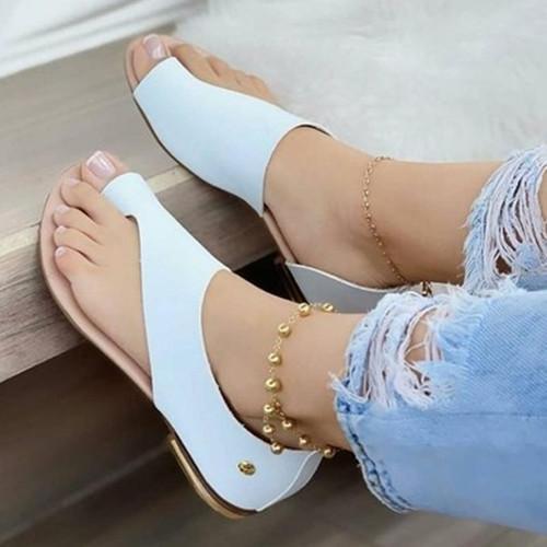 Women's Vintage Roman Flat Sandals