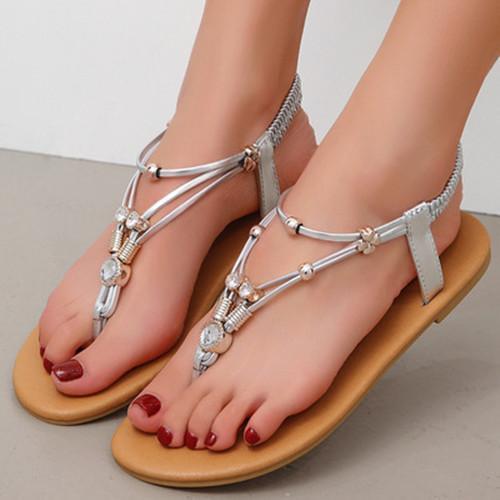 Women's Flip-Flops Low Heel Sandals