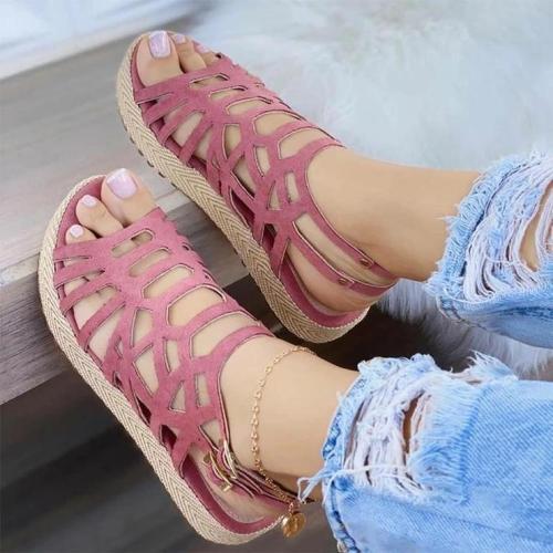 Women's Summer Fashion Flat Sandals