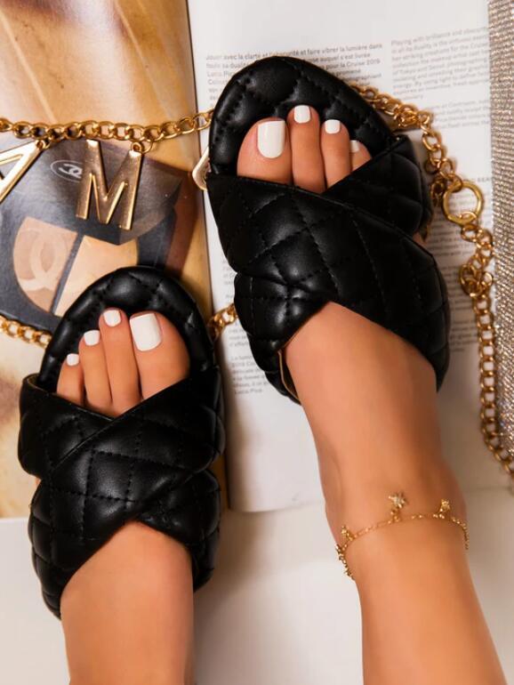 Women's Csaual Flat Slipper