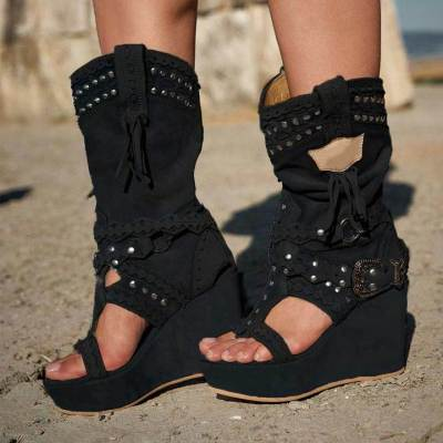 Women's Casual Wedge Sandals