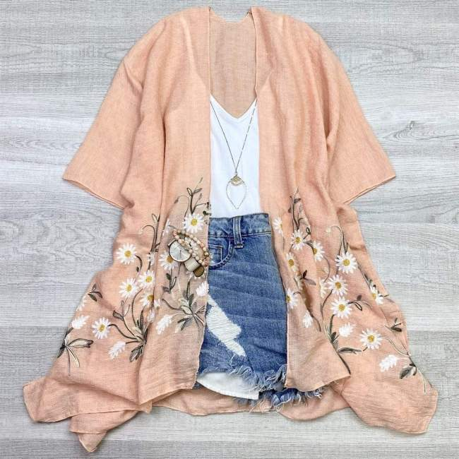 Daisy Kimono