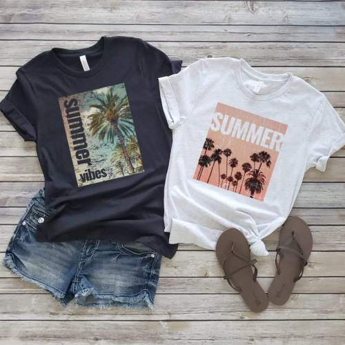 Summer Vibes Tees
